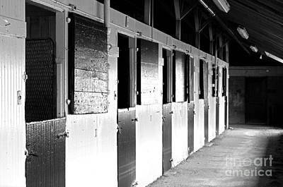 Keeneland Photograph - Openings by Scott Ohlman