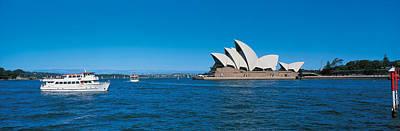 Opera House Sydney Australia Art Print by Panoramic Images