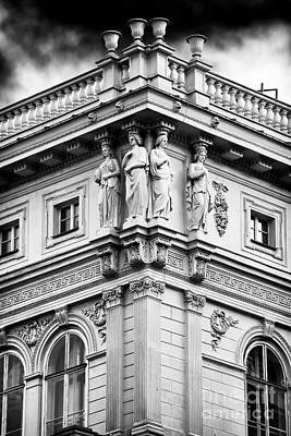 Photograph - Opera Watchers by John Rizzuto