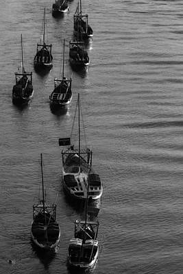 Photograph - Oporto By River by Edgar Laureano