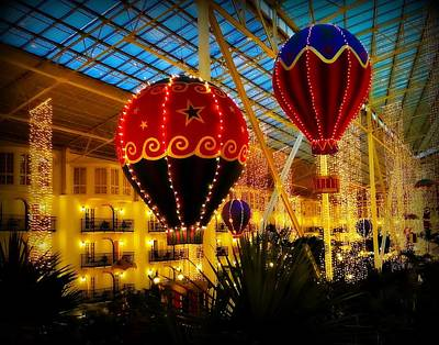 Photograph - Opryland Hotel by Dale Paul