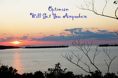 Photograph - Optimism by Aimee L Maher Photography and Art Visit ALMGallerydotcom