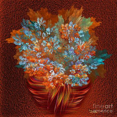Optimistic Art - A Gift Of Joy By Rgiada Art Print