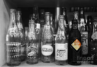 Orange Crush Photograph - Orange Crush Soda by James Brunker