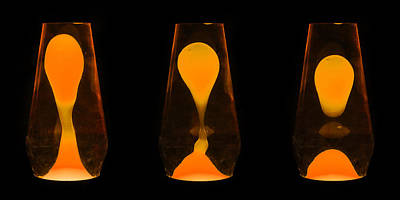 Photograph - Orange Evolution by Semmick Photo