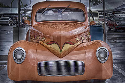Photograph - Orange  by Jack R Perry