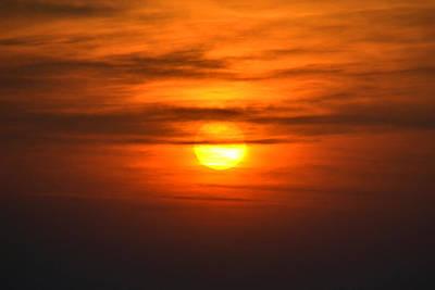 Photograph - Orange by Jatinkumar Thakkar