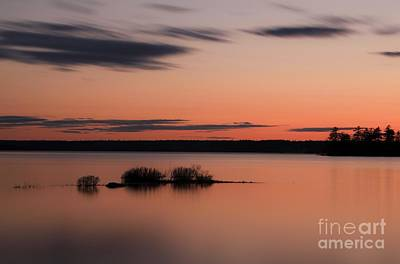 Photograph - Orange Night by Karin Pinkham