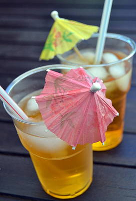 Photograph - Orange Soda by Blanchi Costela