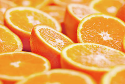 Food Photograph - Oranges by Dimitris66