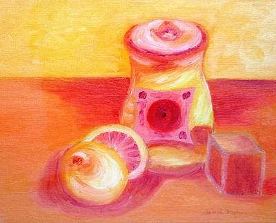 Painting - Oranges by Jamie Frier