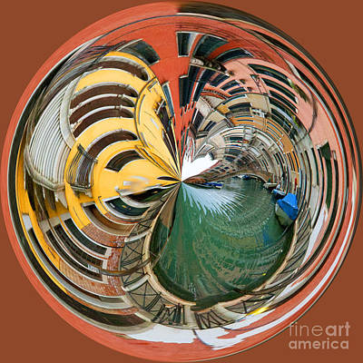 Photograph - Orb 1 by Crystal Nederman