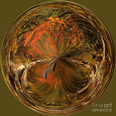 Photograph - Orb 4 by Crystal Nederman