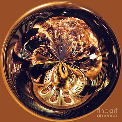 Photograph - Orb 9 by Crystal Nederman