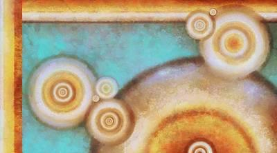 Orbit 2 Art Print by Angelina Vick