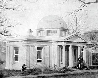 Ordnance Survey Observatory Art Print by Royal Astronomical Society