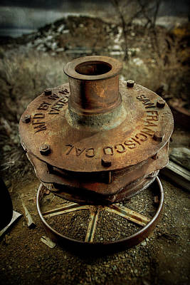 Photograph - Ore Crusher by YoPedro