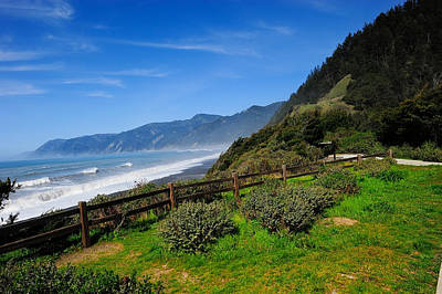 Photograph - Oregon Coast by Don and Bonnie Fink