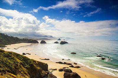 Photograph - Oregon Coast by Kunal Mehra