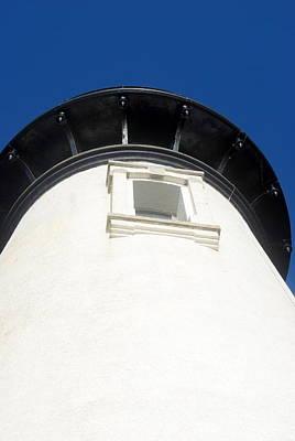 Photograph - Oregon Coast Lighthouse by Kathy Sampson