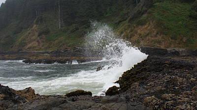 Photograph - Oregon Coast by Michael Davis