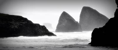 Photograph - Oregon Coast by Phillip Garcia