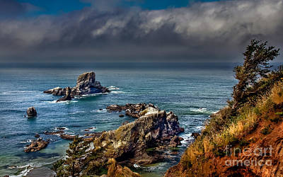 Seacapes Photograph - Oregon Coast by Robert Bales