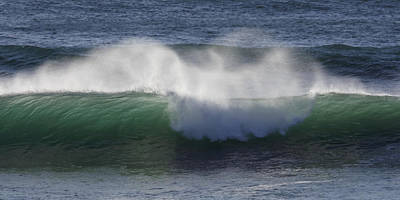 Photograph - Oregon Coast Wind And Wave by Wes and Dotty Weber