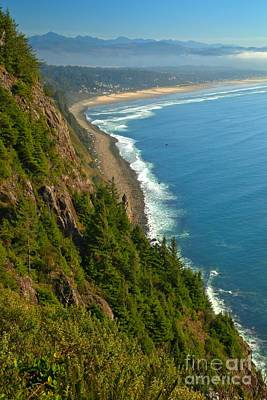 Photograph - Oregon Coastal View by Adam Jewell