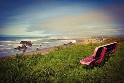 Photo Royalty Free Images - Oregon Shores Royalty-Free Image by John Perez