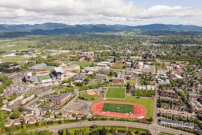 Photograph - Oregon State University by John Ferrante