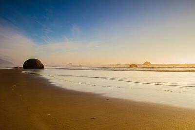 Photograph - Oregon Sunset by Kunal Mehra