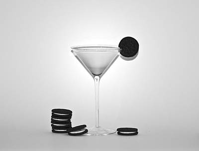 Oreo Happy Hour Art Print