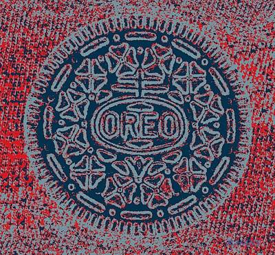 Oreo In Hope 14 Art Print by Rob Hans