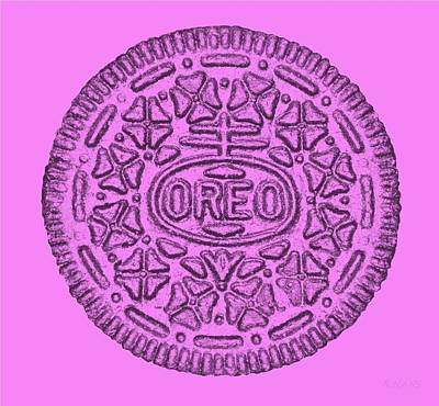 Photograph - Anna's Pink Oreo For The Cure by Rob Hans