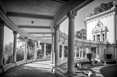 Photograph - Organ Pavilion At Balboa Park by Priya Ghose