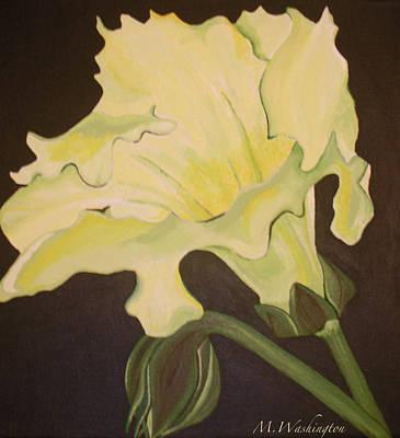 Organic 4 Art Print by Megan Washington