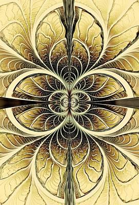 Digital Art - Organic Texture by Anastasiya Malakhova