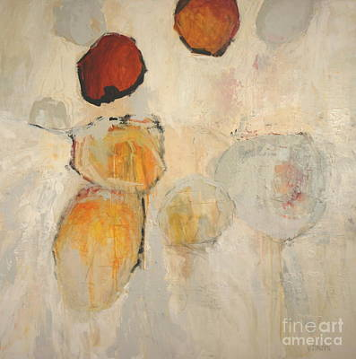 Painting - Organics I by Virginia Dauth