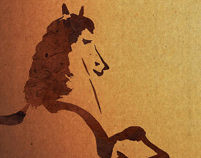 Animals Digital Art - Orgullo by Aged Pixel