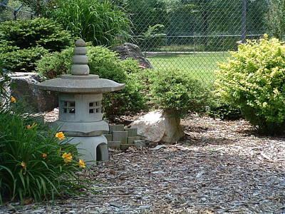 Photograph - Oriental Lantern View by Ronda Douglas