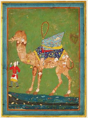 Orientalist Art Print by Celestial Images