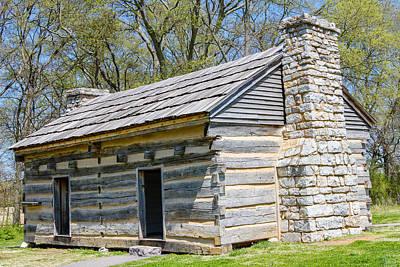 Home Of Andrew Jackson Photograph - Original  Hermitage by Robert Hebert