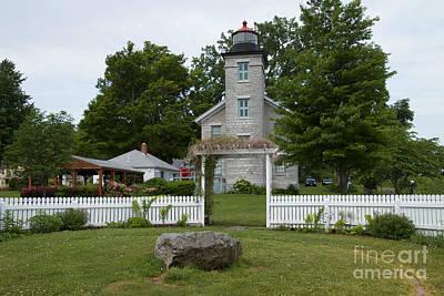 Photograph - Original Lighthouse Site by William Norton