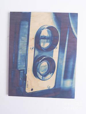 Original - Vintage Camera On Wood Original