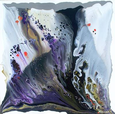 Orinoco Flow Print by Dan Gilliam