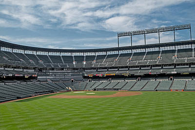 Photograph - Oriole Park At Camden Yards Stadium by Susan Candelario