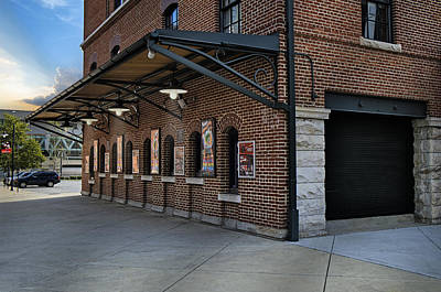 Photograph - Oriole Park Box Office by Susan Candelario