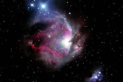 Photograph - Orion Nebula by K.muller
