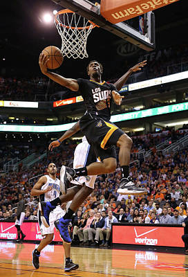 Photograph - Orlando Magic V Phoenix Suns by Christian Petersen